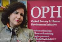 Conversation with Vice President of Dominican Republic Margarita Cedeño de Fernandez
