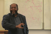 Former Statistician General of South Africa, Pali Lehohla